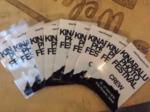 DISEBALIK KPF2016 KINABALU PHOTO FESTIVAL