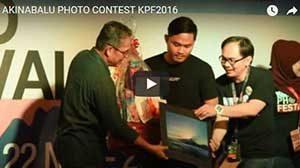 KINABALU PHOTO FESTIVAL 2016 KINABALU PHOTO FESTIVAL