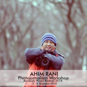 KPF 2018 WORKSHOP KINABALU PHOTO FESTIVAL