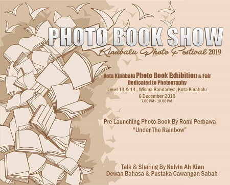 PHOTOBOOK EXHIBITION KINABALU PHOTO FESTIVAL