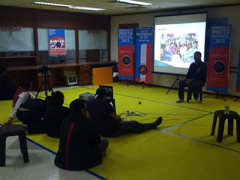 TALKS KPF19 KINABALU PHOTO FESTIVAL