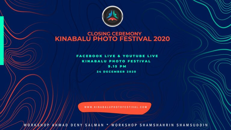 CLOSING CEREMONY KPF20 KINABALU PHOTO FESTIVAL